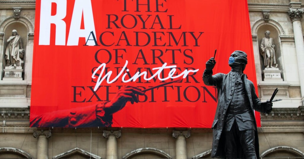 Royal Academy Summer/Winter Exhibition 2020